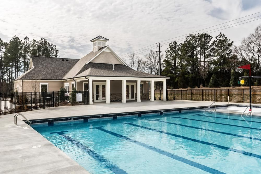 Glenmere Gardens New Homes in Knightdale, NC Caviness & Cates Communities