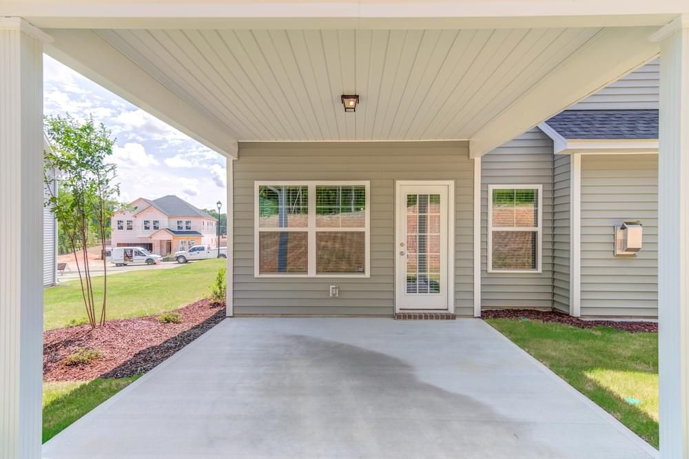 Granville New Home in Youngsville, NC Caviness & Cates Communities