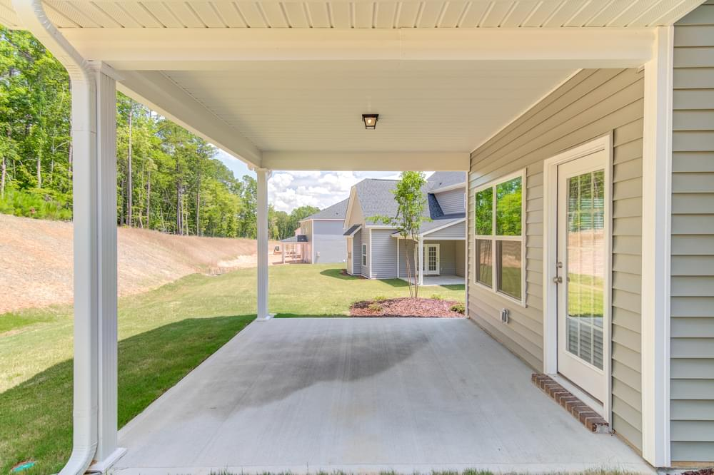 Granville New Home in Greenville, NC Caviness & Cates Communities