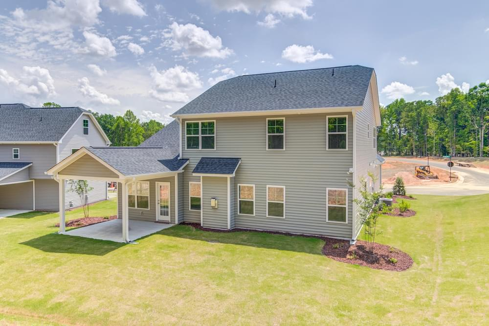 New Home in Selma, NC Caviness & Cates Communities
