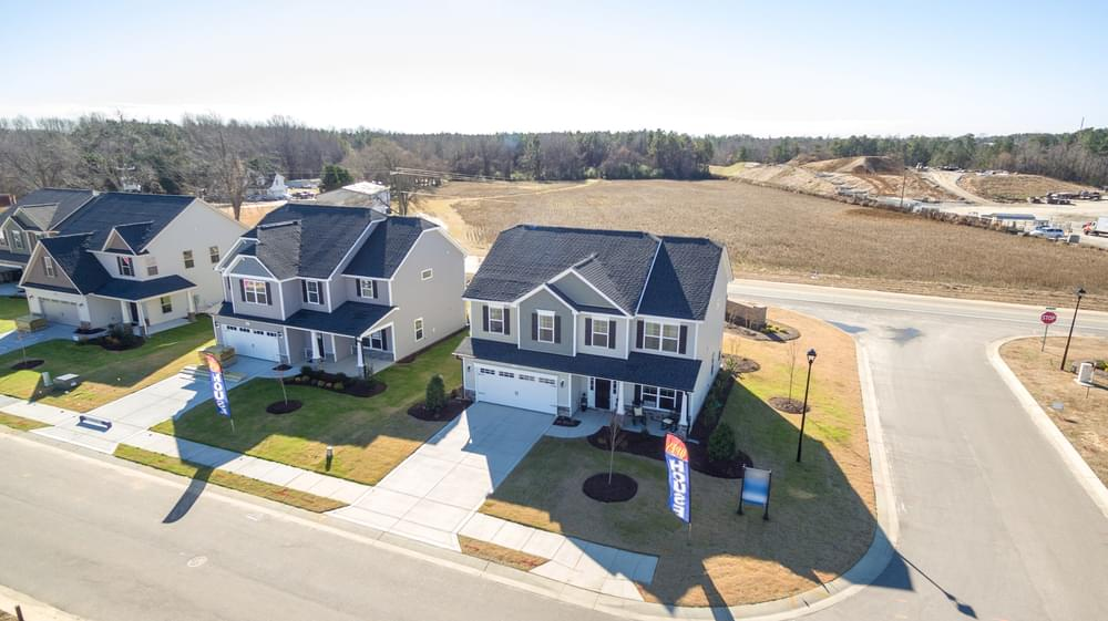 New Homes in Clayton, NC Caviness & Cates Communities