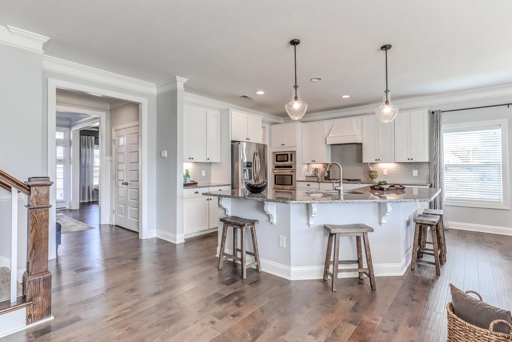 5br New Home in Fuquay-Varina, NC Caviness & Cates Communities