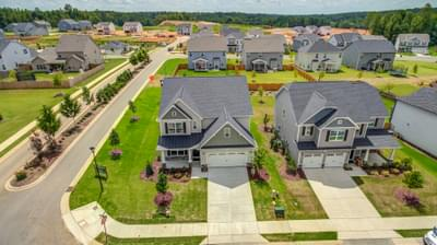 Holden Creek Preserve New Homes for Sale in Youngsville NC