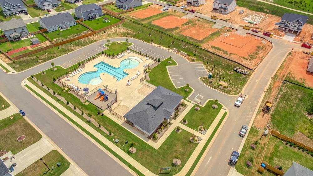 New Homes in Youngsville, NC Caviness & Cates Communities