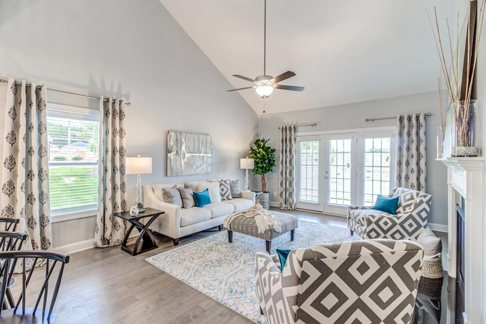 Rivermist New Home in Spring Lake, NC Caviness & Cates Communities