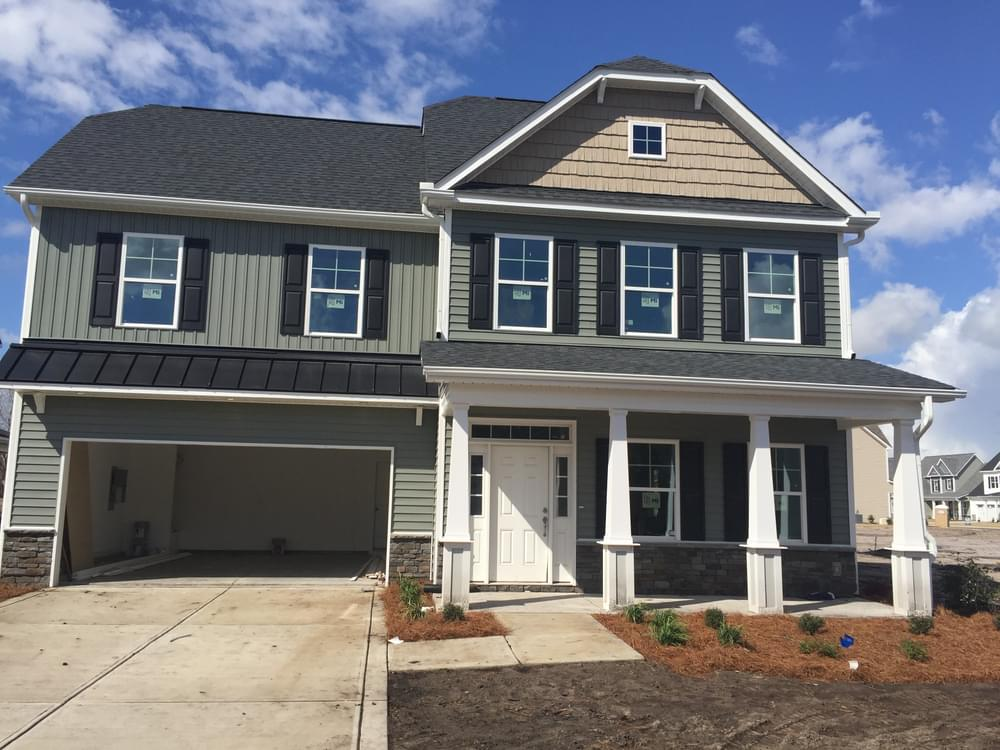 Tarin Woods New Homes in Wilmington, NC Caviness & Cates Communities