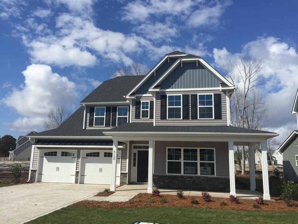 Wilmington, NC New Homes Caviness & Cates Communities