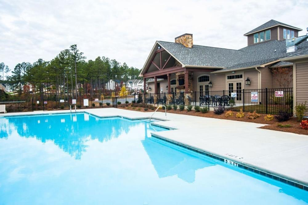 Anderson Creek Crossing New Homes in Spring Lake, NC Caviness & Cates Communities