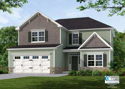 The Aberdeen New Home in Sneads Ferry NC