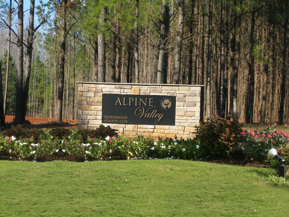 Alpine Valley at Riverwood New Homes in Clayton, NC Caviness & Cates Communities