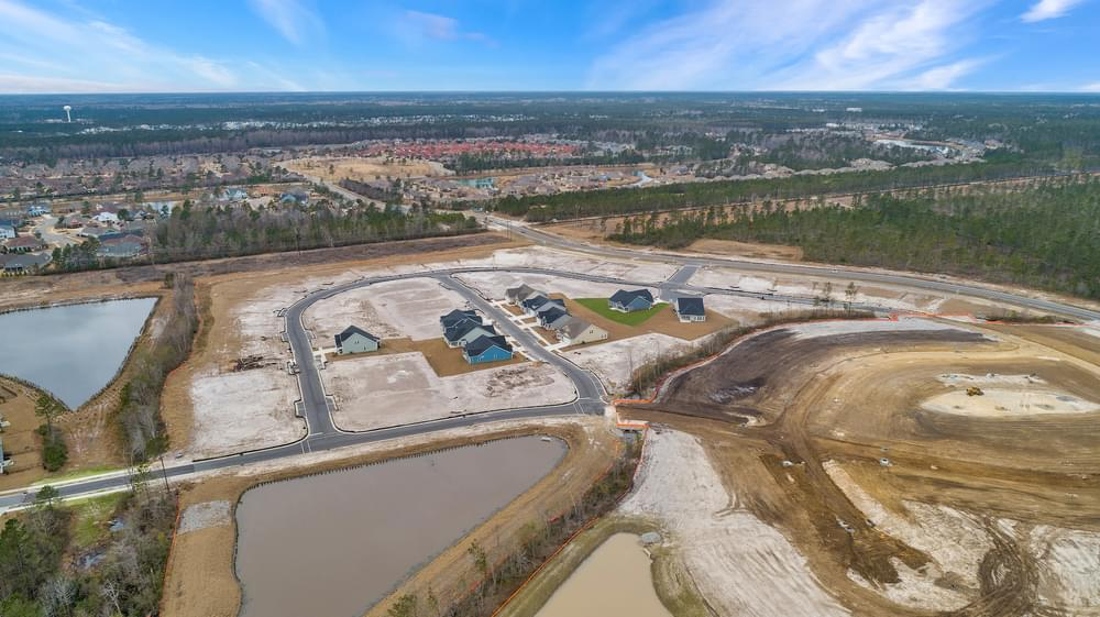 Winnabow, NC New Homes Caviness & Cates Communities