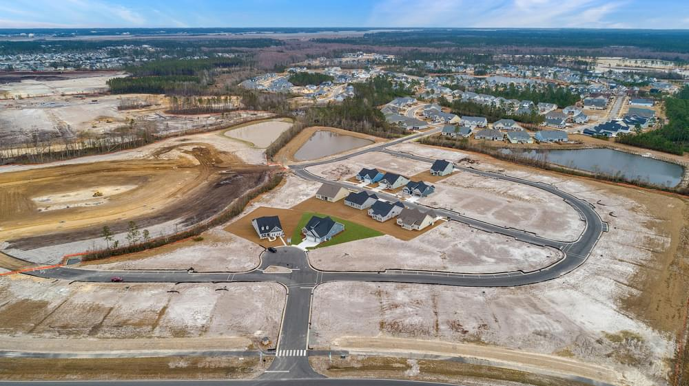 New Homes in Winnabow, NC Caviness & Cates Communities