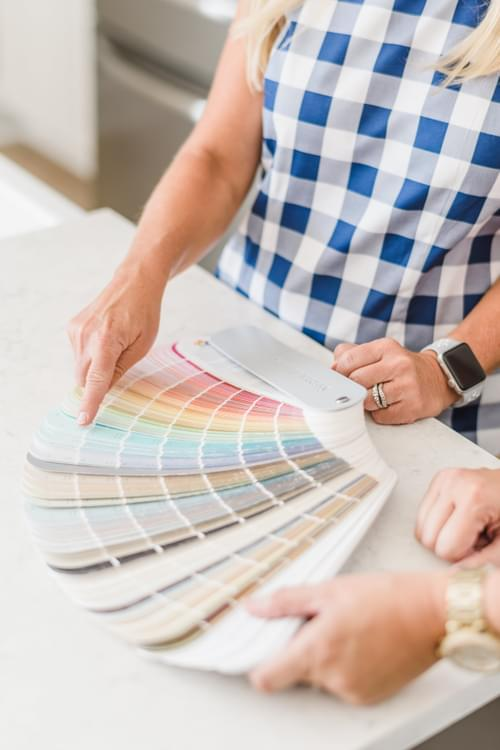 Designing your home.