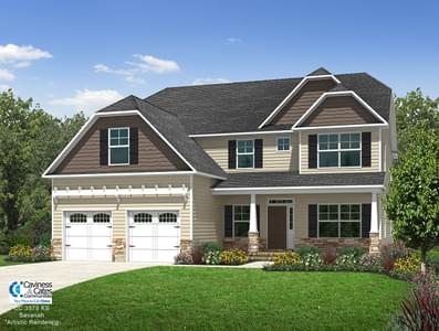 8801 Rainer Way, Wake Forest, NC 27587 New Home for Sale
