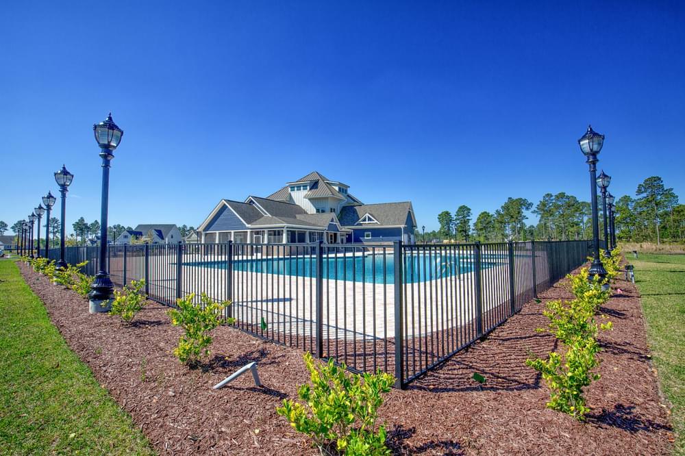 Indigo Bay New Homes in Myrtle Beach, SC Caviness & Cates Communities