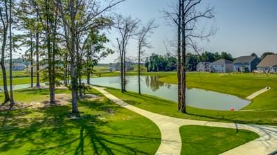 Cleveland Bluffs New Homes for Sale in Clayton NC
