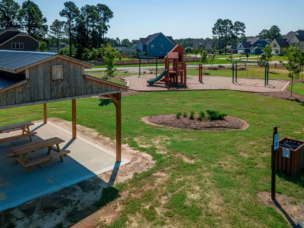 Whispering Pines, NC New Homes Caviness & Cates Communities
