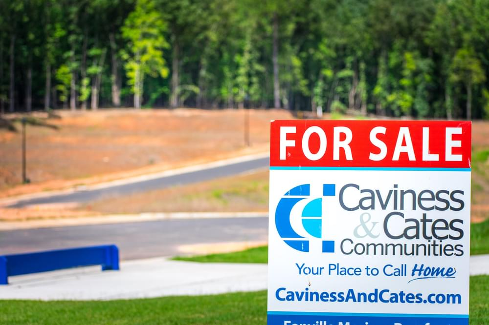 San Marino New Homes in Clayton, NC Caviness & Cates Communities