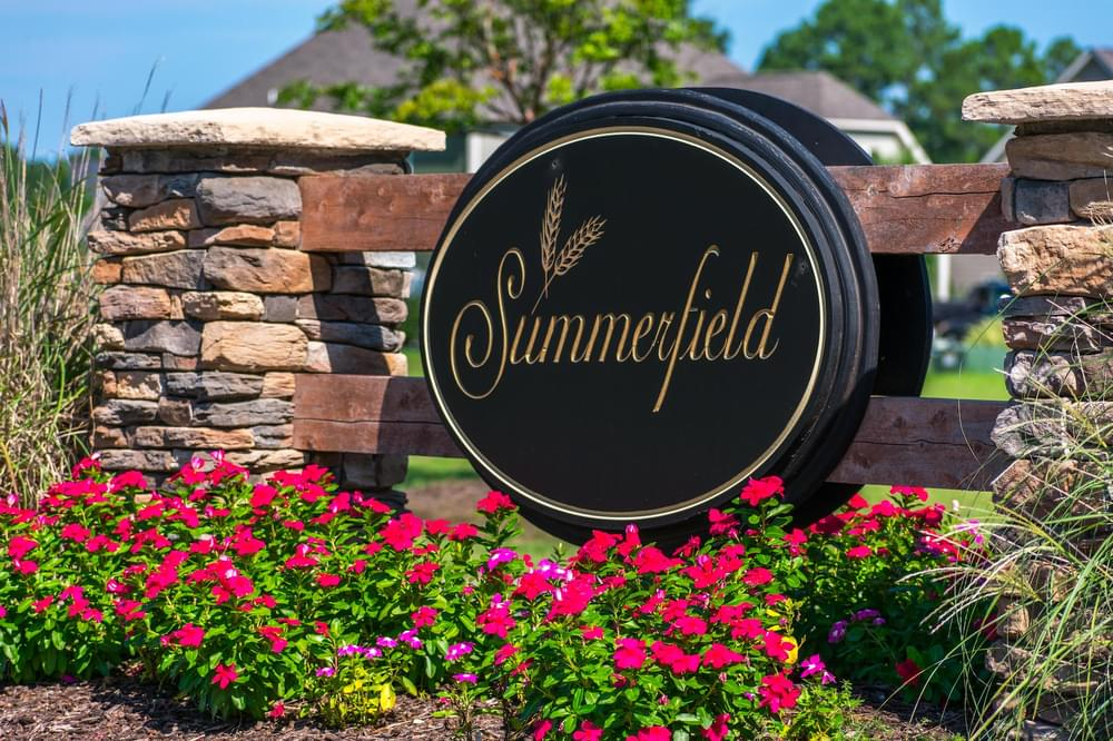 Summerfield at Arrowstone New Homes in Whispering Pines, NC Caviness & Cates Communities