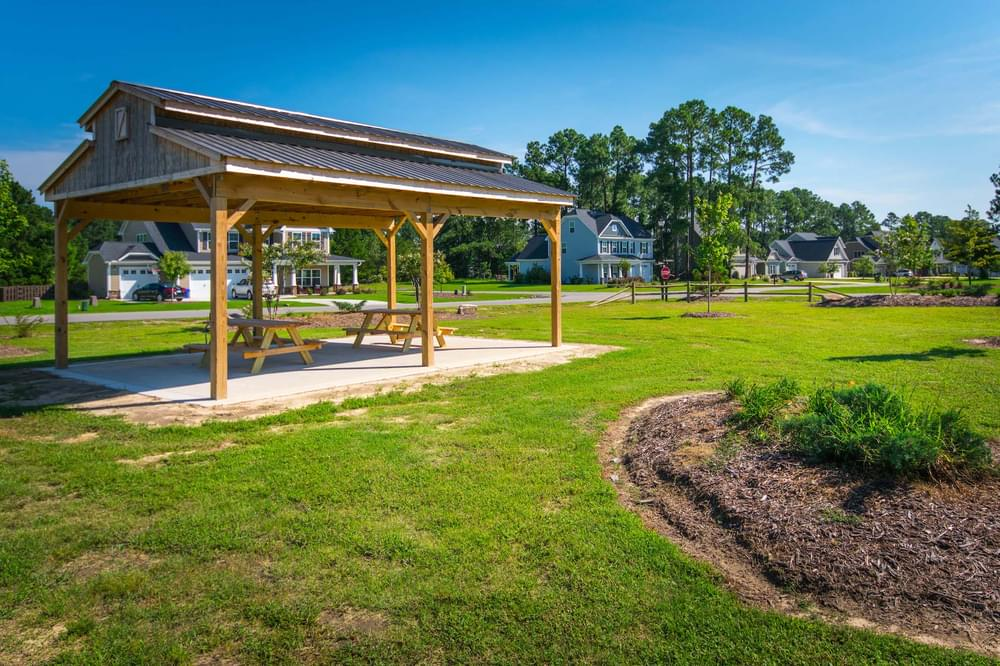 New Homes in Whispering Pines, NC Caviness & Cates Communities