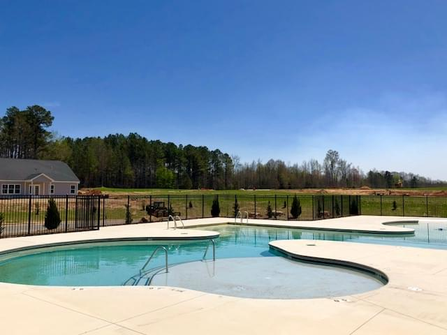 Holden Creek Preserve New Homes in Youngsville, NC Caviness & Cates Communities