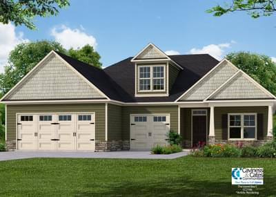 The Laurel Bay New Home in Raeford NC