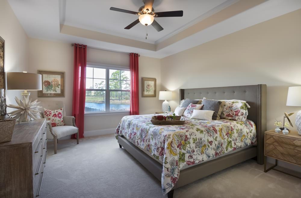 Bellefield New Home in Myrtle Beach, SC Caviness & Cates Communities