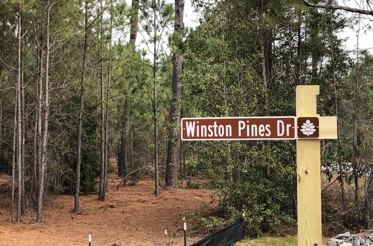 Winston Pines New Homes in Pinehurst, NC Caviness & Cates Communities