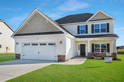 3220 Dandelion Drive, Grimesland, NC 27837 New Home for Sale