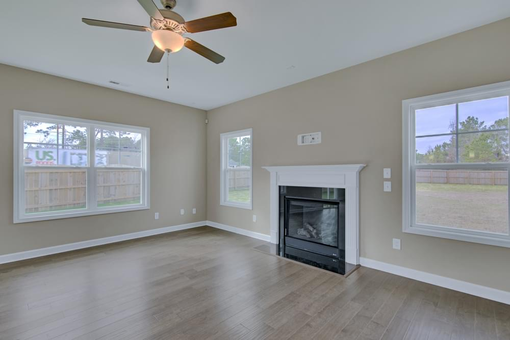 New Homes in Fayetteville, NC Caviness & Cates Communities