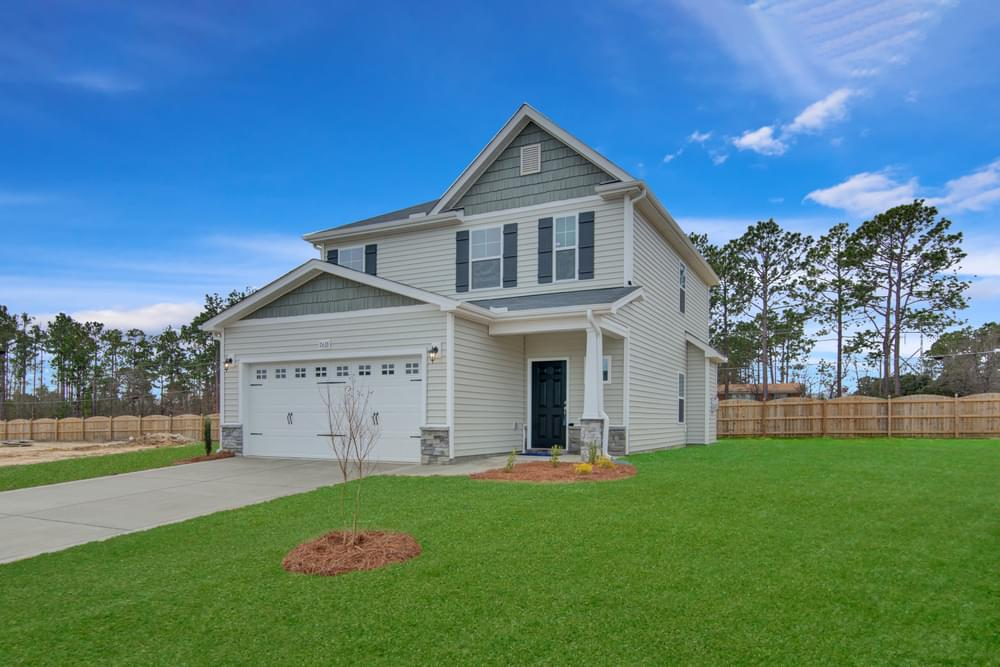 Fayetteville, NC New Homes Caviness & Cates Communities