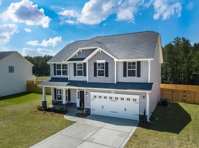 Peartree West New Homes for Sale in Fayetteville NC