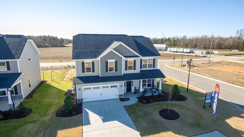 14 National Drive, Clayton, NC Caviness & Cates Communities