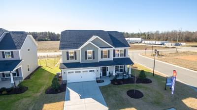 14 National Drive, Clayton, NC 27527 New Home for Sale