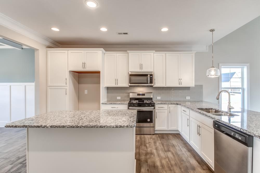 New Home in Fuquay-Varina, NC Caviness & Cates Communities
