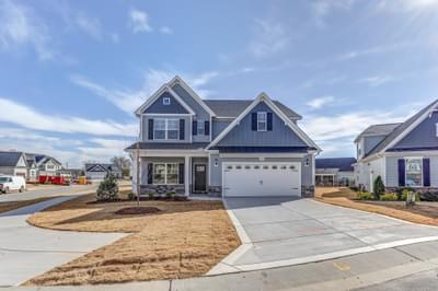 330 Lake Lure Way, Fuquay-Varina, NC 27526 New Home for Sale
