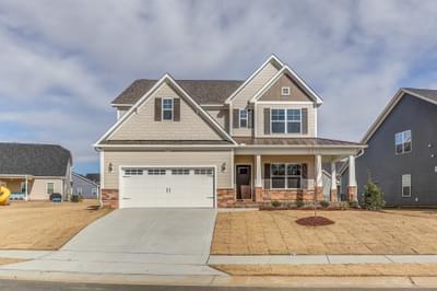 3444 Jones Lake Road, Fuquay-Varina, NC 27526 New Home for Sale