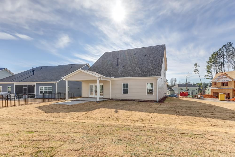 4br New Home in Fuquay-Varina, NC Caviness & Cates Communities
