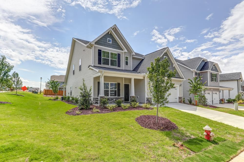 2,637sf New Home in Youngsville, NC Caviness & Cates Communities