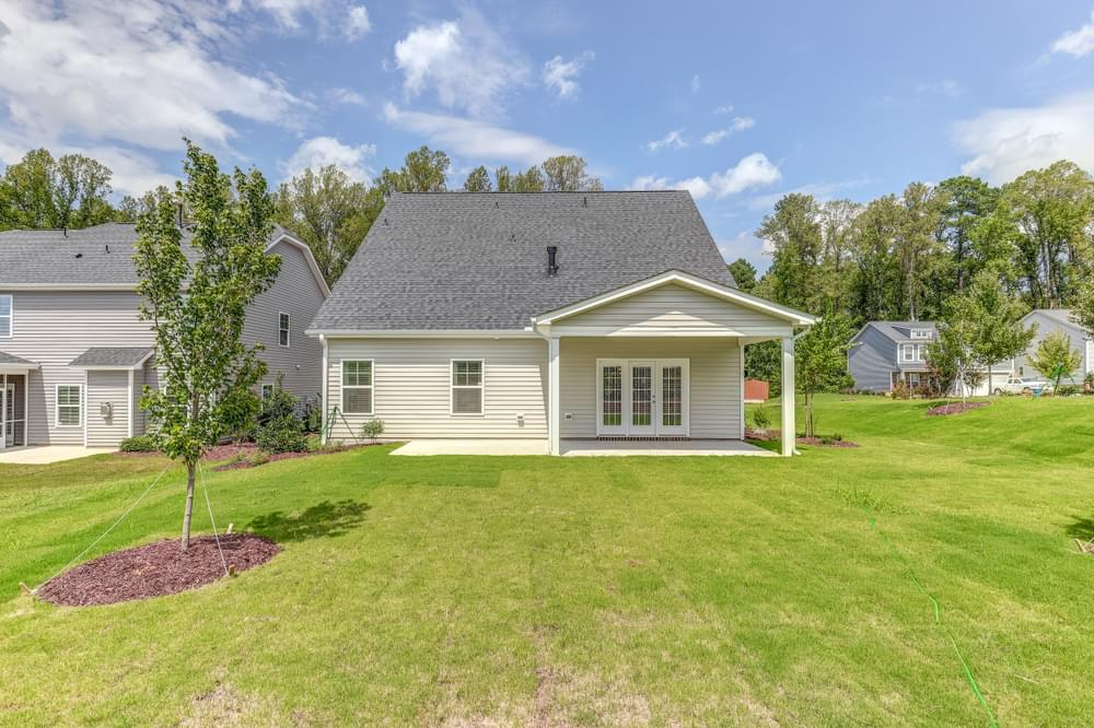 New Home in Youngsville, NC Caviness & Cates Communities