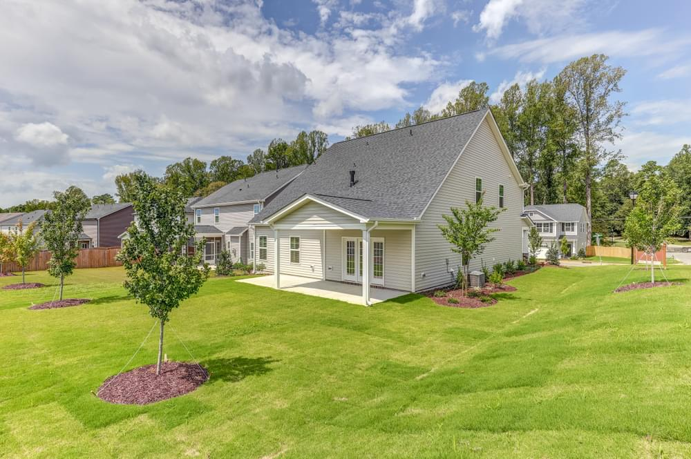 Youngsville, NC New Home Caviness & Cates Communities