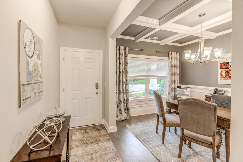 500 Holden Forest Drive, Youngsville, NC Caviness & Cates Communities