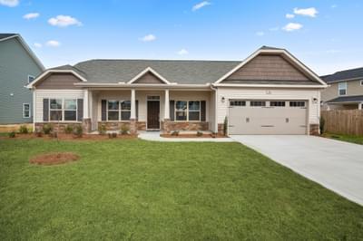 84 Centerline Drive, Selma, NC 27576 New Home for Sale