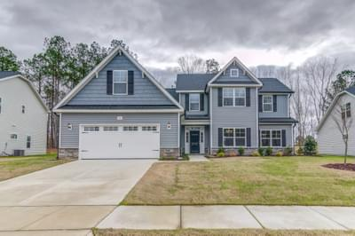 6808 Arlington Oaks Trail, Raleigh, NC 27603 New Home for Sale