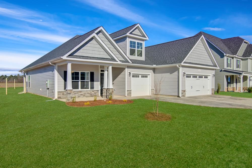 Laurel Bay New Home in Sneads Ferry, NC Caviness & Cates Communities