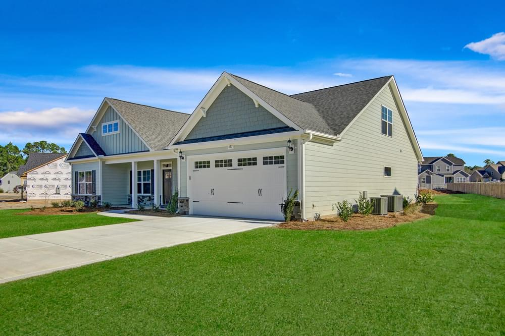 New Home in Hope Mills, NC Caviness & Cates Communities