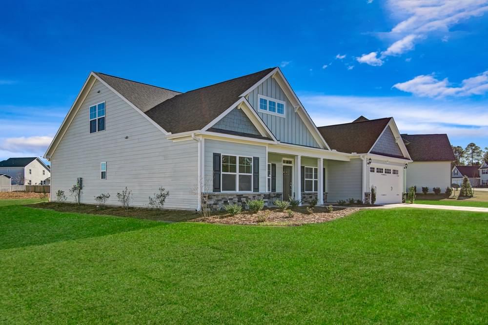 Bladen New Home in Hope Mills, NC Caviness & Cates Communities
