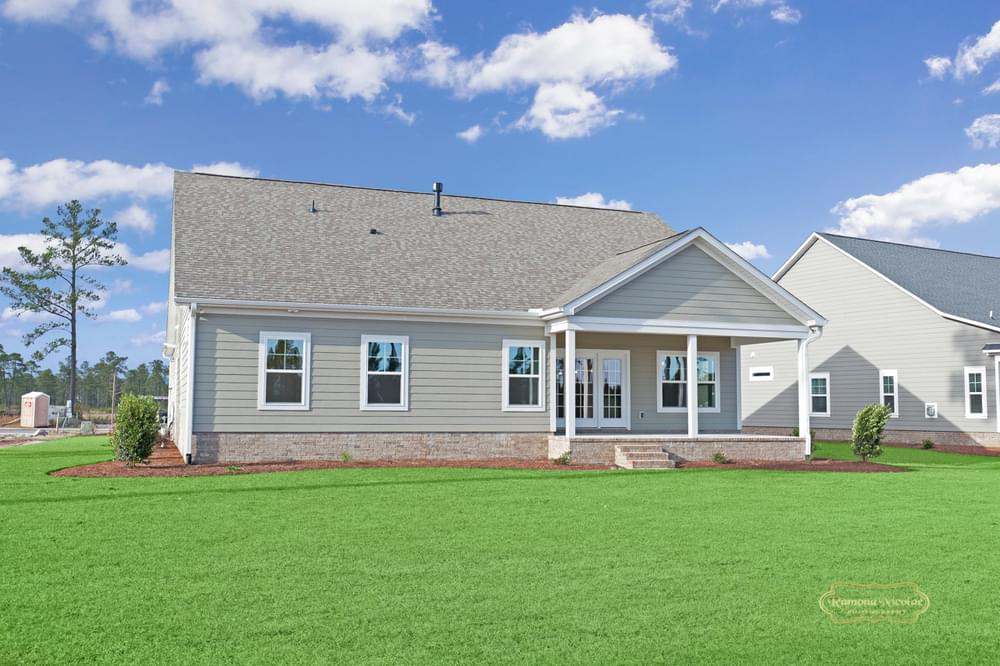 Liberty New Home in Fuquay-Varina, NC Caviness & Cates Communities