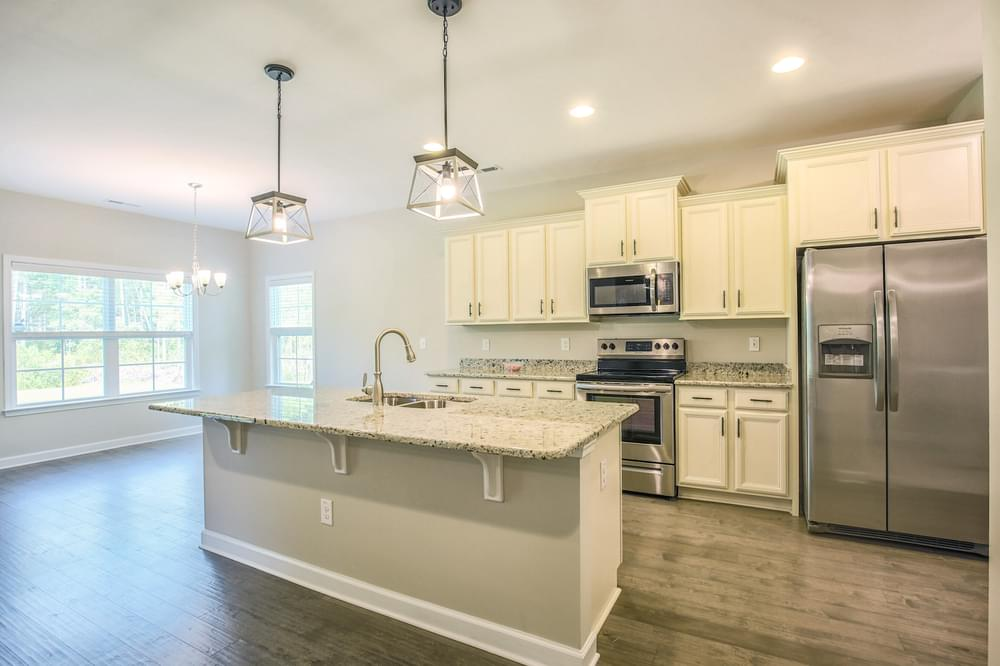 2,554sf New Home in Carthage, NC Caviness & Cates Communities
