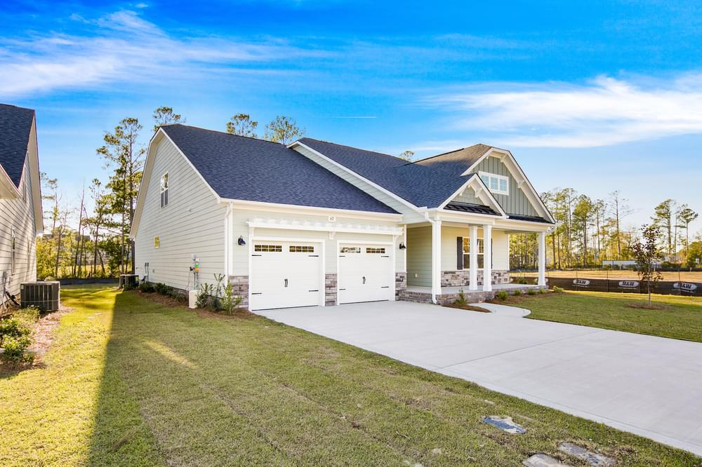 2,965sf New Home in Hampstead, NC Caviness & Cates Communities